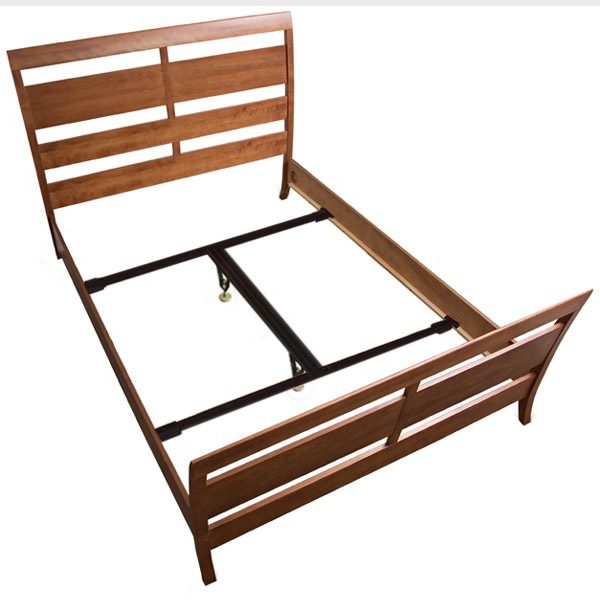 Wood Bed Center Support System